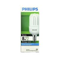 Philips Genie 8W Warm White E14 240V