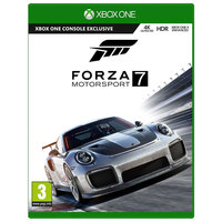 Microsoft Xbox one Forza 7 4K