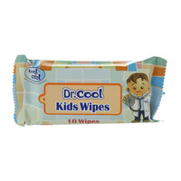 Cool & Cool Dr.Cool Kids 10 Wipes