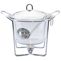 Soup Warmer With Ladle 4.0Lts