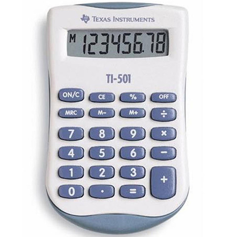Texas-Instruments-Calculator-Ti-501