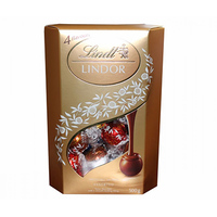 Lindt Lindor Milk Chocolate Assorted 500GR