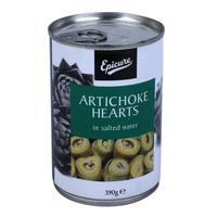 Epicure Artichoke Hearts 390 g