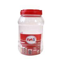 First 1 Plastic Jar 3000 Ml