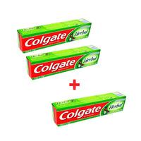 Colgate Thoothpaste Hebal 125ML 2+1 Free