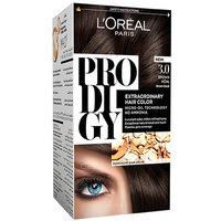 لوريال صبغة شعر دائمة مذهلة بروديجي بني أسود 3.0
