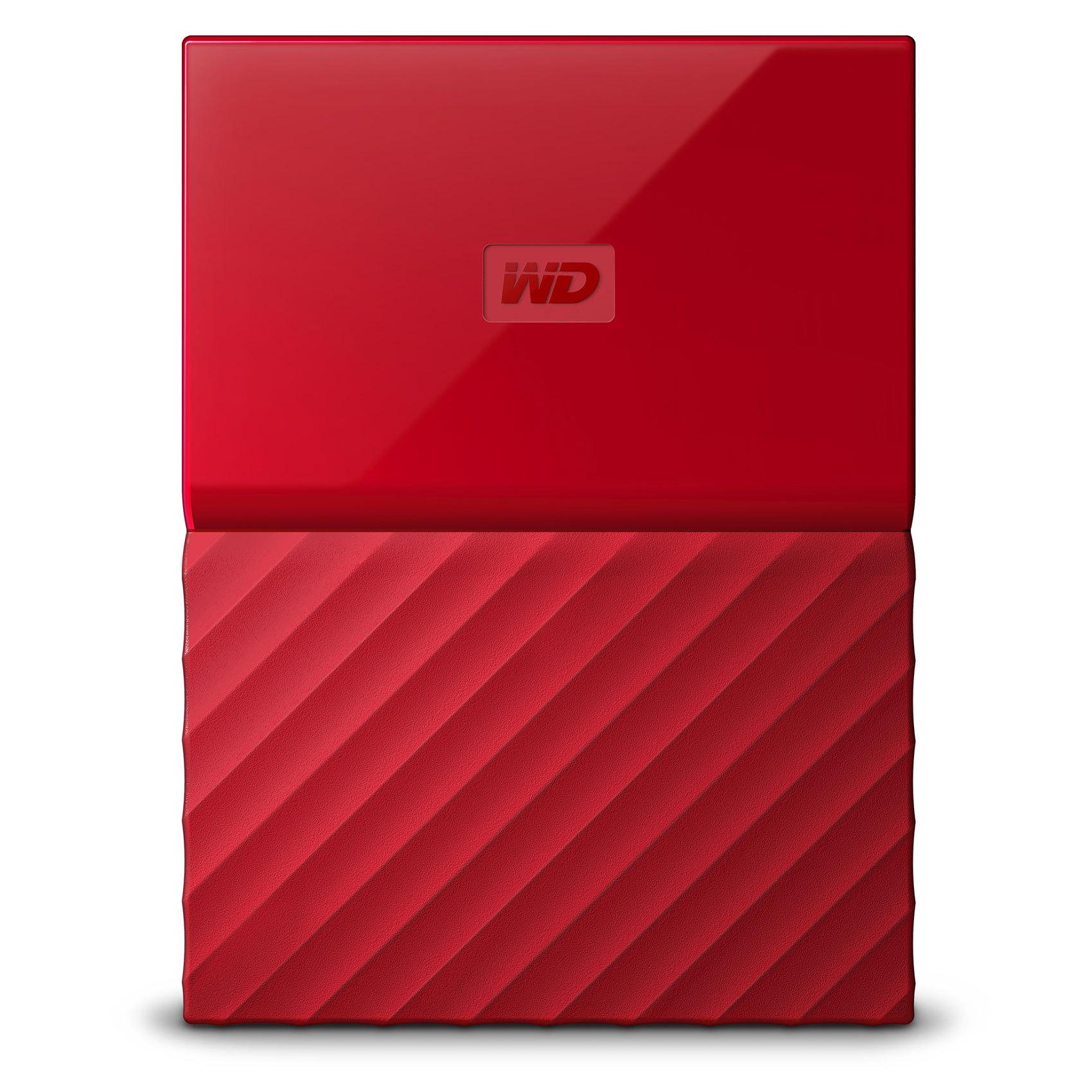 WD HDD 2TB PASSPORT RD WW