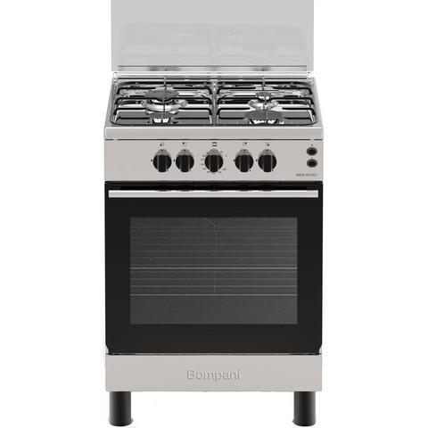 Bompani-60X60-Cm-Gas-Cooker-Essential-60GG4BIX