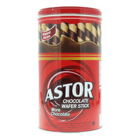 Astor Chocolate Wafer Stick 330g