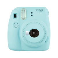 Fujifilm Instax Film Camera Instax Mini 9 Ice Blue
