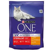 PURINA ONE Neutered Cat Chicken and Wheat 800g