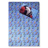 Ben-10 Flat Sheet with Pillow Case