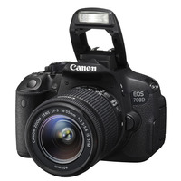 Canon SLR Camera EOS 700D 18-55MM DC Lens