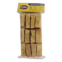Laura's Garlic Bread Sticks 250g