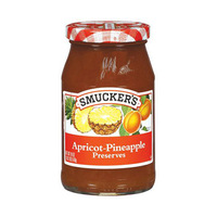 Smucker''s Apricot-Pineapple Preserves 18OZ