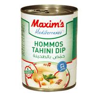 Maxim's Hommos Tahini Dip 400g