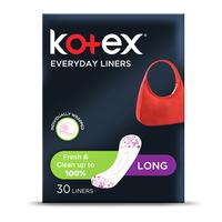 Kotex Designer Long Liners Scented 30's