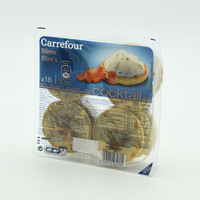 Carrefour Mini Blinis 16 x 35 g