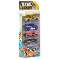 Zuru Metal Machines 5 Cars Pack (Assorted)