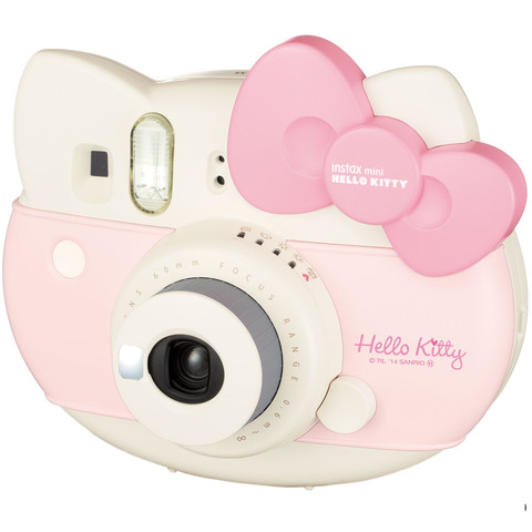 Fujifilm-Instax-Camera-Hello-Kitty-+-Film