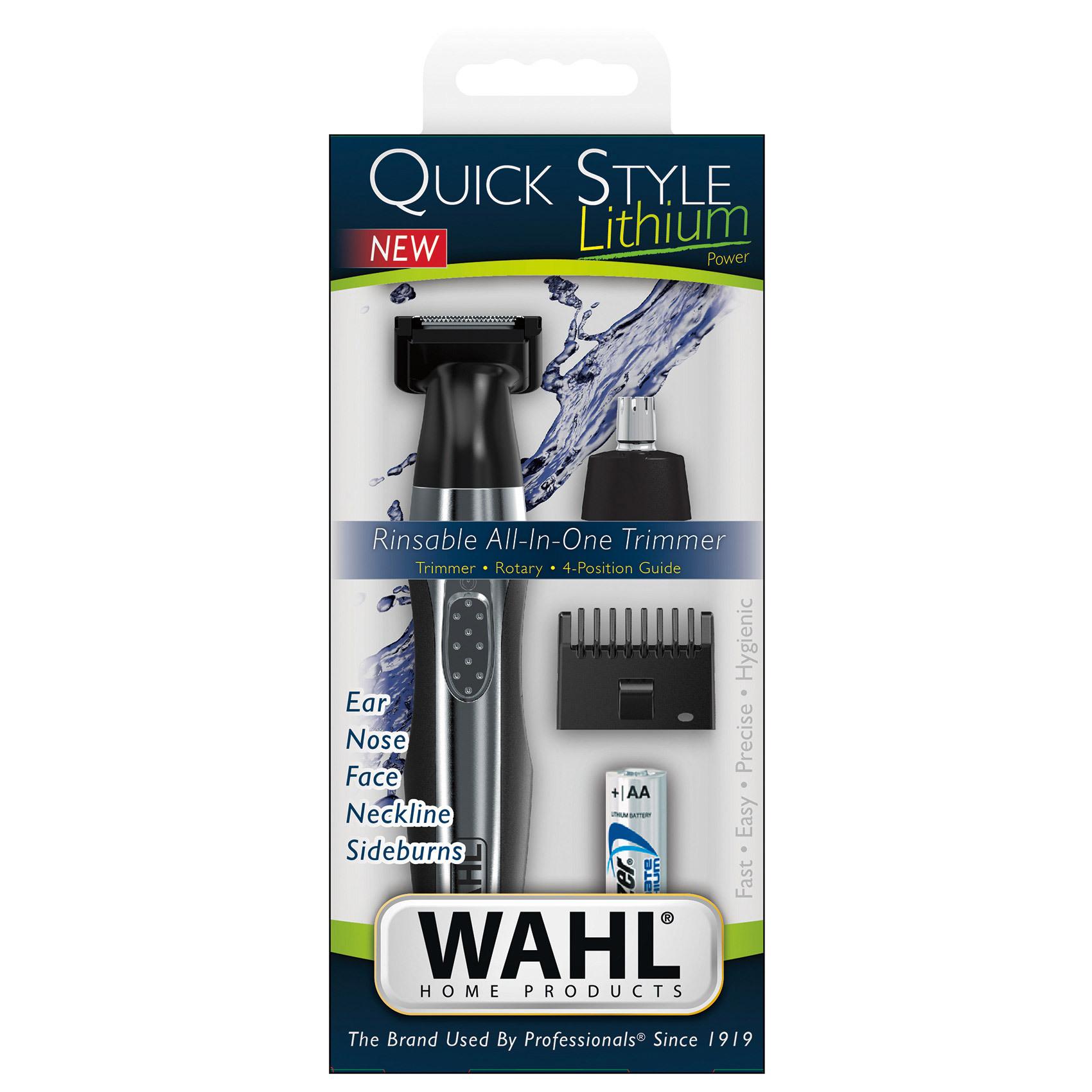 WAHL TRIMMER 5604-035