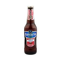 Bavaria Non-Alcoholic Beer Bottle Pomegranate 33CL X6