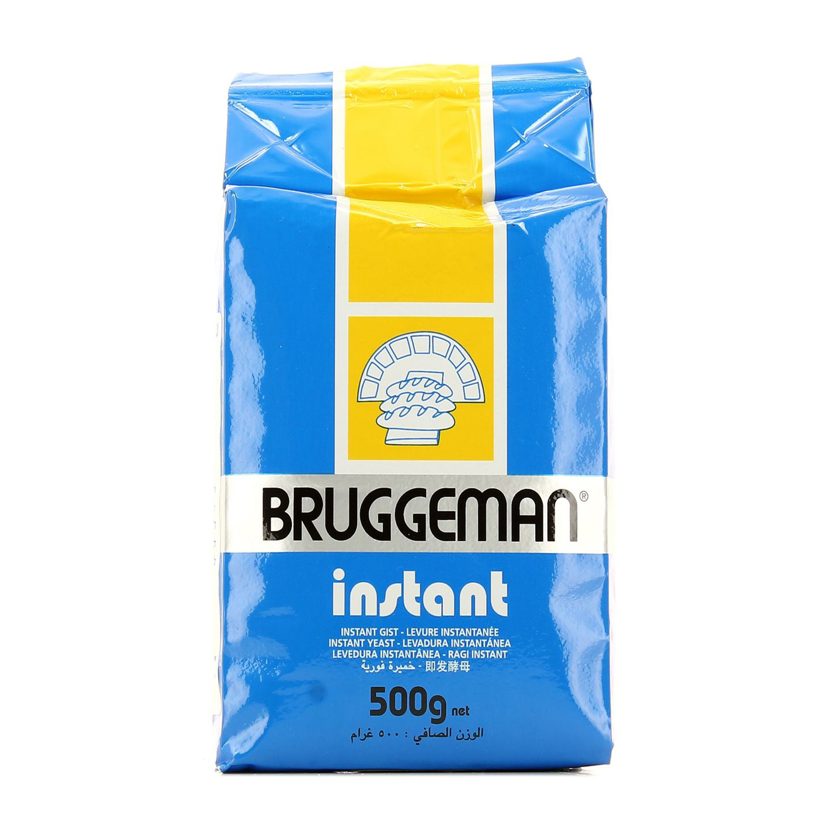 BRUGGEMAN YEAST 500GR