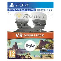 Sony PS4 The Assembly- Perfect VR Double Pack