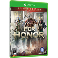 Microsoft Xbox One Game For Honor Deluxe Edition