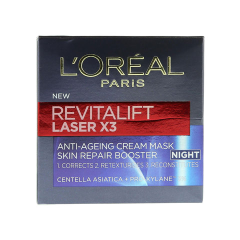 L'Oreal-Revitalift-Laser-X3-Anti-Ageing-Cream-Mask-50ml