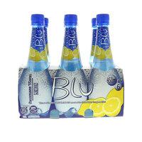 Oasis Blu Lemon Sparkling Water 450mlx6