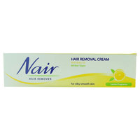 Nair All Hair Types Hair Removal Cream With Baby Oil 110 ml