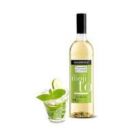 Massenez Cocktail Miss Mojito 30% Alcohol Liqueur 1L