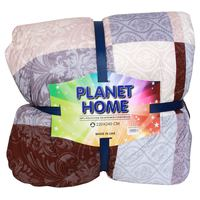 Planet Home Microfiber Comforter 220X240 Beige