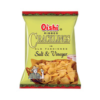 Oishi Ribbed Cracklings 30GR