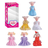 Power Joy Leila Angel Dolls 15 cm