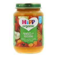 Hipp Organic Spaghetti with Tomato & Mozzarella 190 g