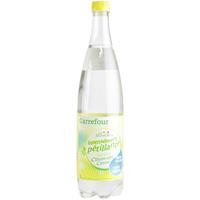 Carrefour Sparkling Water Lemon Pet 1L