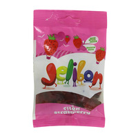 Jelibon Gummy Candy With Strawberry Flavor 40g