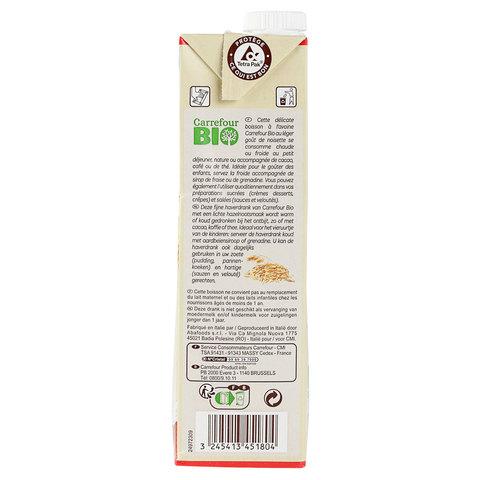 Carrefour-Bio-Organic-Oats-Drink-1L
