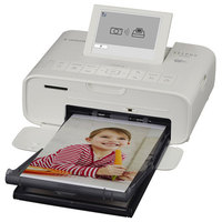 Canon Photo Printer Selphy CP1300 White