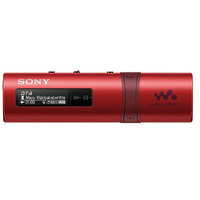 Sony MP3 Player NWZB183 4GB Red