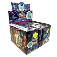 Topps Champions League Match Attax 2018-19 Trading Cards In Mega Tin