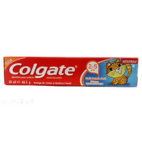 Colgate Junior Toothpaste Bubble Fruit Flavour 50ml