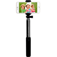 Cellairis Wired Selfie Stick Black