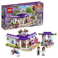 Lego Friends Emma's Art Café Building Set