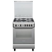 Ariston 60X60 Cm Gas Cooker A6GG1FX