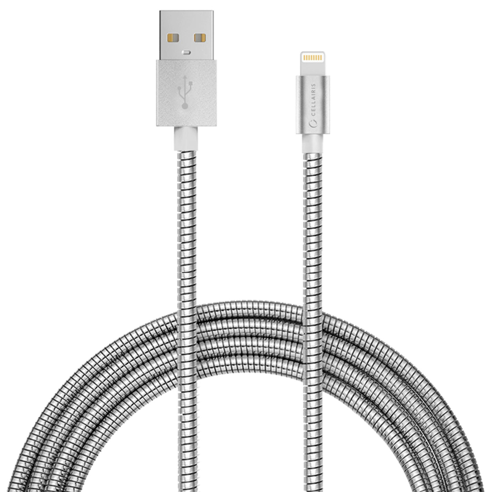 CELLAIRIS CABLE LIGHT ALUM STNL SLV