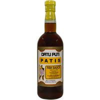 Datu Puti Patis Fish Sauce Regular 750ml