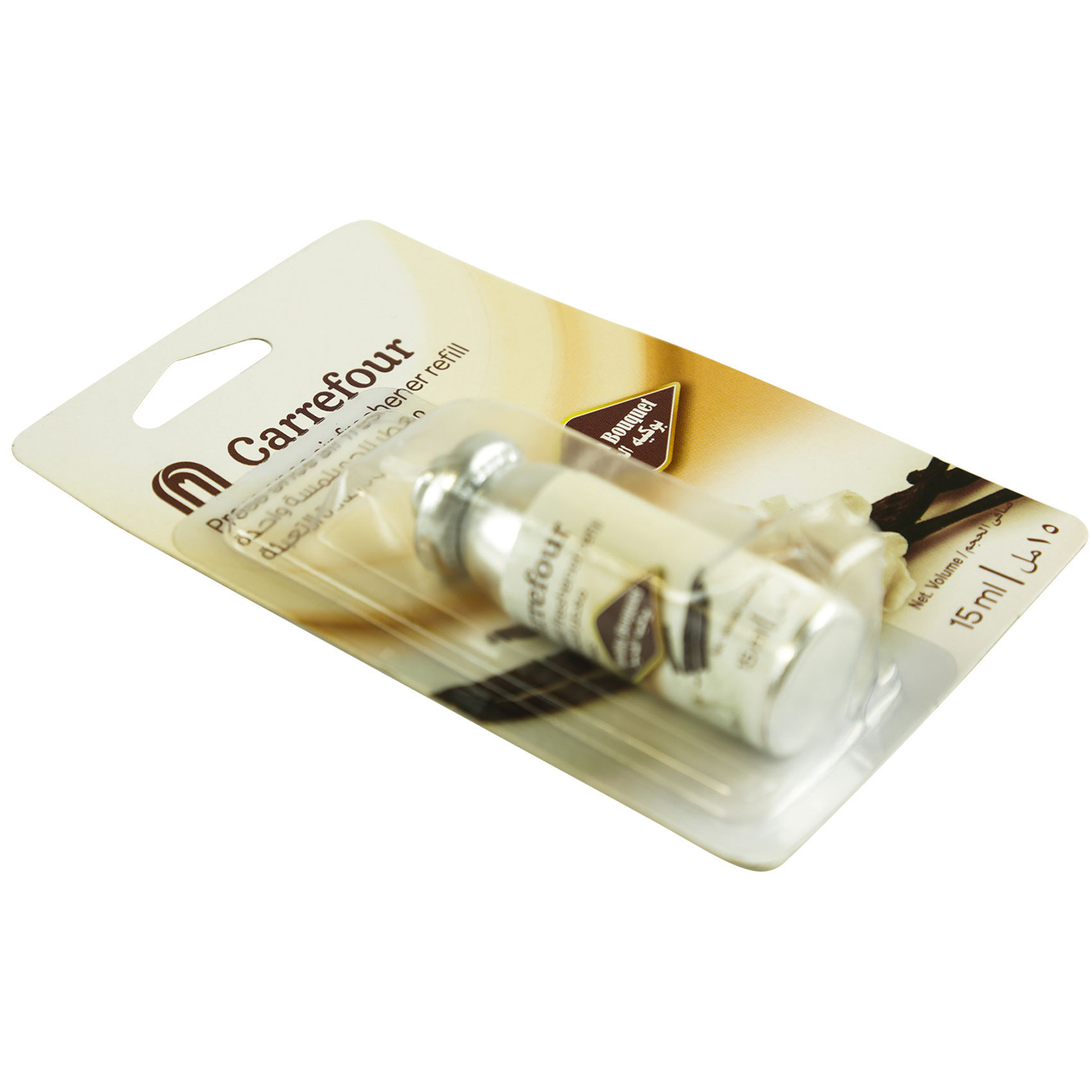 CRF PRESS ONCE VAN/BOUQ REFILL 15ML